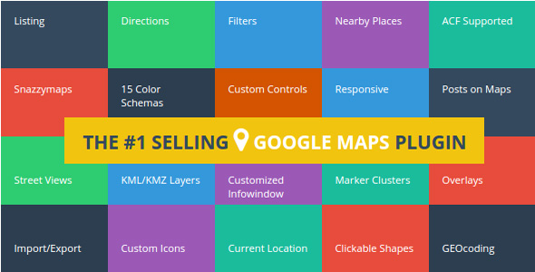advanced google maps