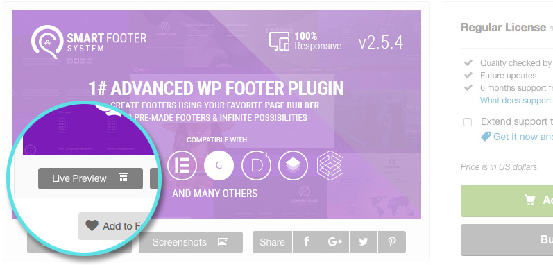 codecanyon start plugin wordpress
