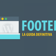 footer wordpress