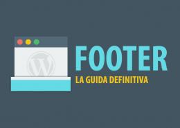 footer wordpress