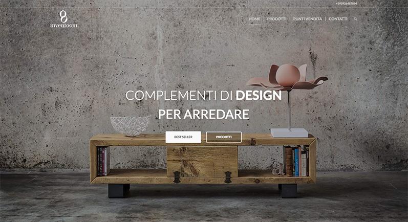 Inventoom: Complementi di Arredo di Design