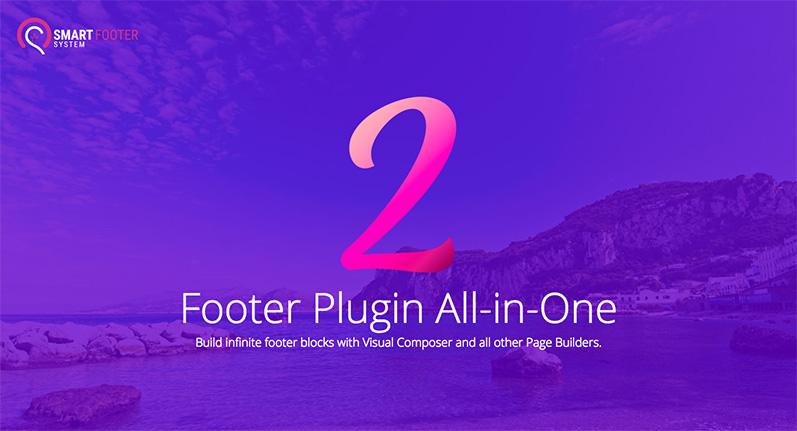 smart footer system plugin
