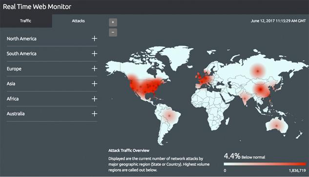 Attacchi informatici nel mondo