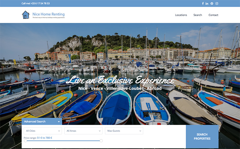 Nice Home Renting: Case Vacanze a Nizza