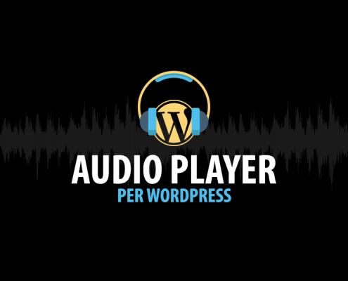 plugin audio player wordpress
