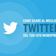 plugin twitter wordpress