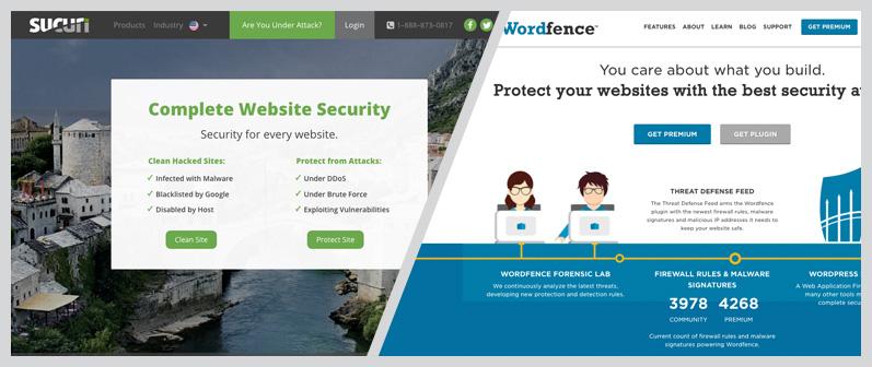 Sucuri vs Wordfence
