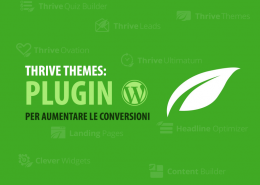 thrive themes: temi e plugin wordpress