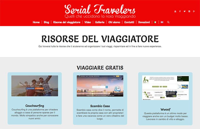 sasha bulletti- viaggiatori seriali