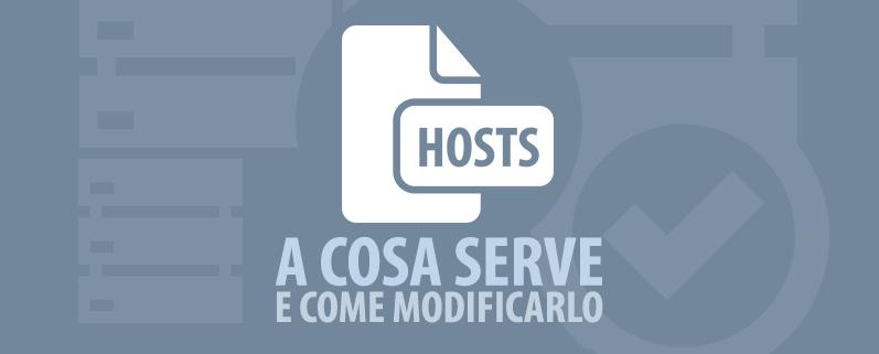 File Hosts Guida