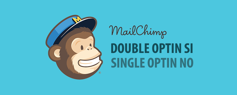 Mailchimp double optin single optin