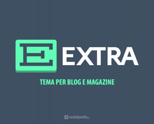 Extra: tema wordpress elegant themes