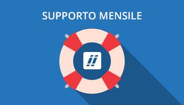 Supporto Mensile