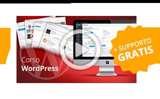 Corso Wordpress Gratis