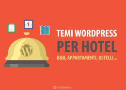 temi wordpress per alberghi hotel